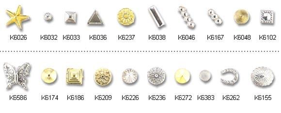 Metal Decorative Button